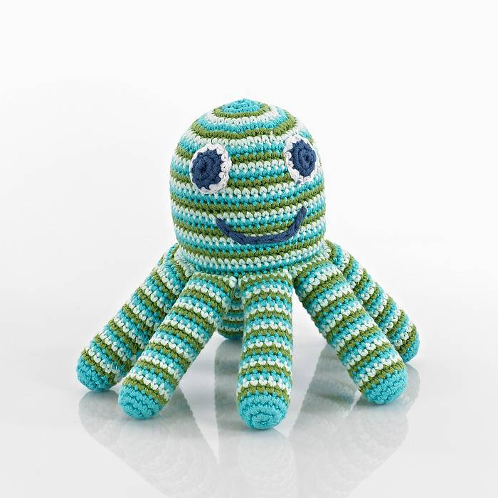 Picture of Octopus Rattle Toy