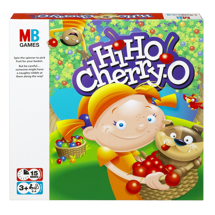Picture of Hiho Cherry Board Game