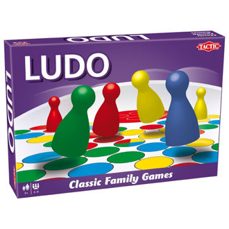 Picture of Ludo Board Game
